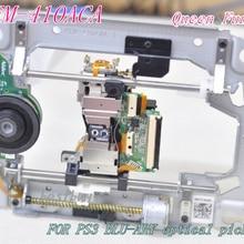 Hot KEM-410ACA KEM 410ACA KEM-410CCA Laser Lens For S ony PS3 Fat Phat Game Console KEM410A With  Mechanism Optical Blue-ray