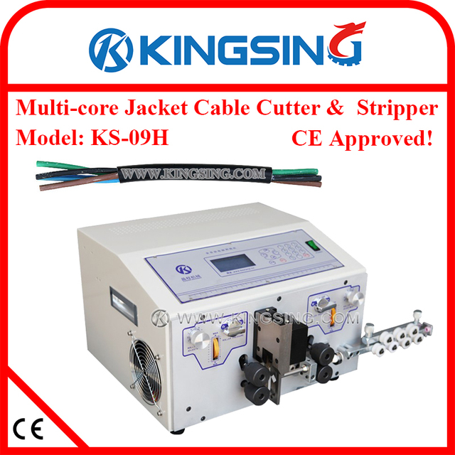 Popular Model Multi Core Wire Cable Cutting Stripping