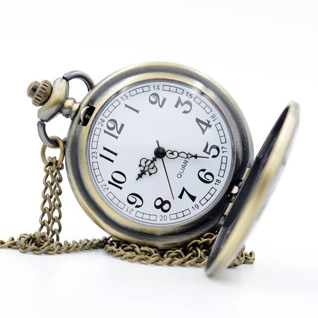 New Fashion Bill Cipher Gravity Falls Quartz Pocket Watch Analog Pendant Necklace Men Women Kid Watches Chain Gift Retro Vintage