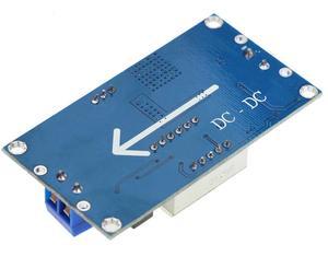Image 3 - 30 pièces LM2596S DC DC Réglable alimentation régulée module LM2596 régulateur de Tension avec affichage numérique voltmètre