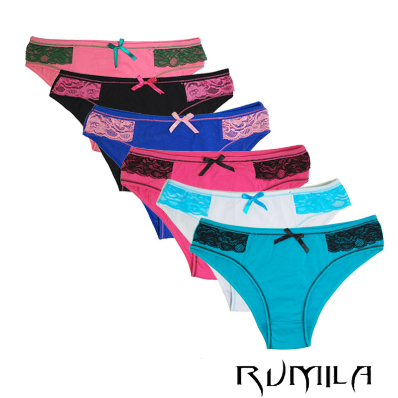 New Hot Cotton  best quality Underwear Women sexy panties Casual Intimates female Briefs Cute Lingerie 1pcs/lot  89032