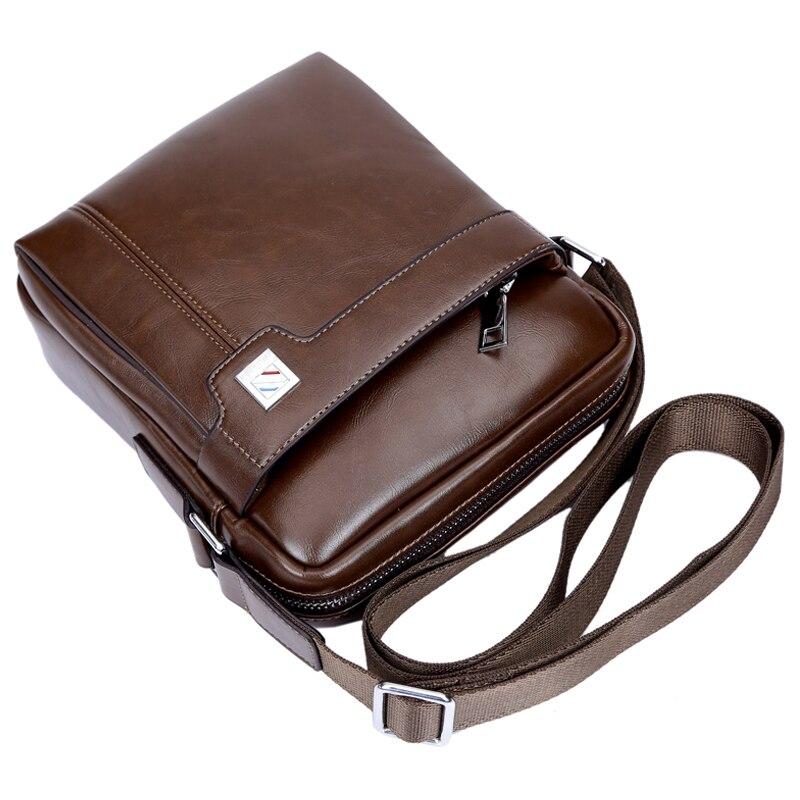 bolsa de couro ocasional, alta Messenger Bags Size : Width 18 CM * High 21 CM * Thick 7 CM