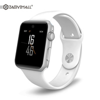 ZAOYI 2017 DM09 Bluetooth Smart Watch HD Screen Support SIM Card Wearable Devices Clock Sync Magic