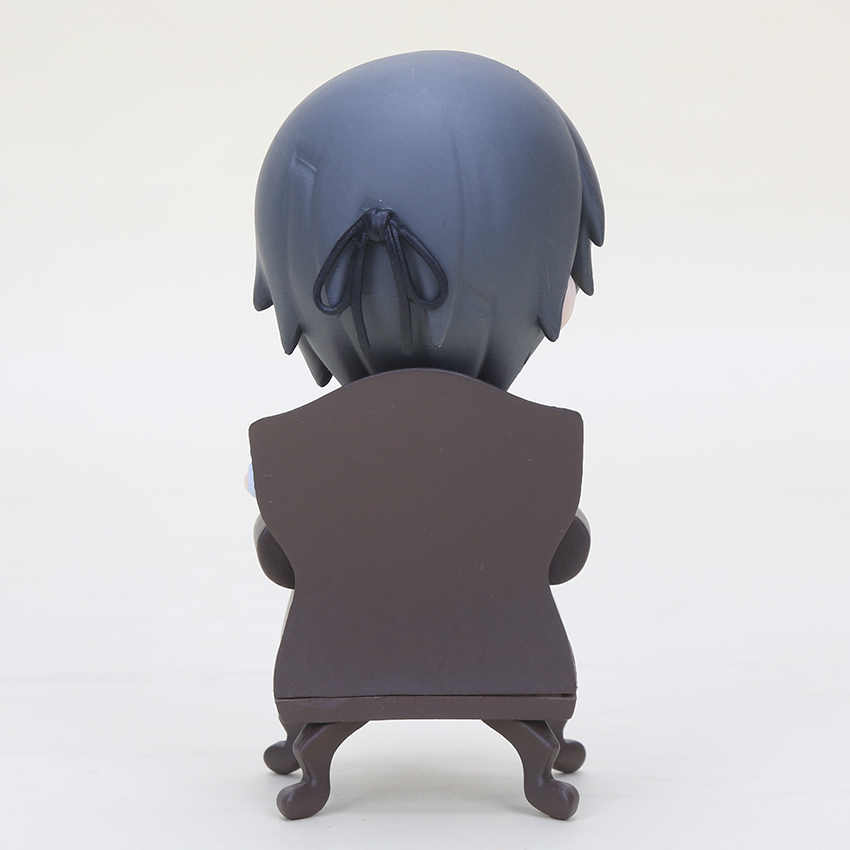 Butler Hitam Tokoh Anime Nendoroid Kuroshitsuji Ciel Phantomhive Boneka Butler Hitam Sebastian Yatra 68 Tindakan Sosok Mainan