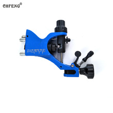 Blue Professional  Electric  Rotary Tattoo Gun Professional Top Quality Rotary Tattoo Machine For Tattoo Gun By Hand Use стоимость
