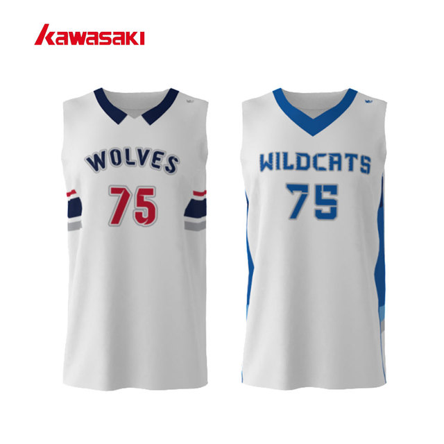 87cf740351d Kawasaki Brand Custom Mens   Women Basketball Jersey Vest Shirts Youth  Collage Sports Top Practice Exercise