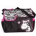 1 PC Woman Bags 2017 Fashion Leopard Handbags Multi Function Baby Diaper Nappy Changing Bag Changing Mat Mummy Handbag 3 Colors