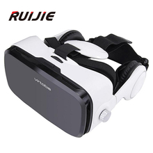 Virtoba X5 VRกล่อง120องศาFOV 3D VRความจริงเสมือน3Dภาพยนตร์วิดีโอเกมแก้วสำหรับ4-6นิ้วมาร์ทโฟน