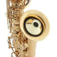 Альт саксофон, бесшумный ABS Sax бесшумный глушитель для альт саксофона Sax аксессуары для Духового Инструмента