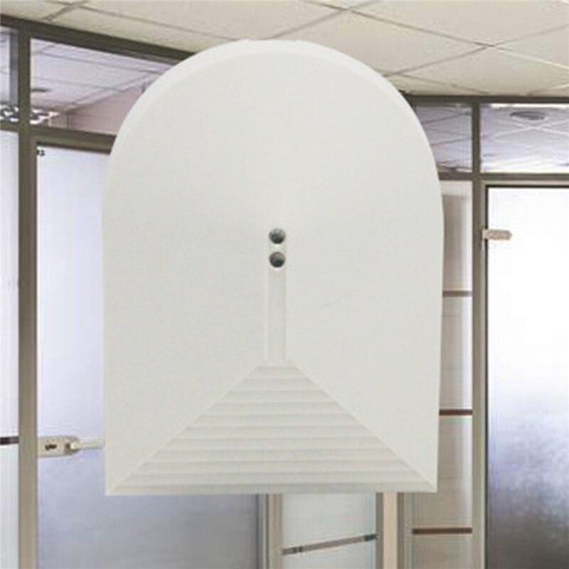 New Wired Glass Break Detector Sensor Door Window Sensor Glass Breakage Signal Detector For Home Security Burglar Alarm System