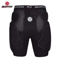 Scoyco-calça de proteção para motocicleta, protetor para bicicleta, motocross, respirável