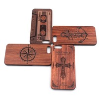 Ultra Thin Luxury Bamboo Wood Phone Cases For Iphone 5 5S 6 6S 6Plus 6S Plus