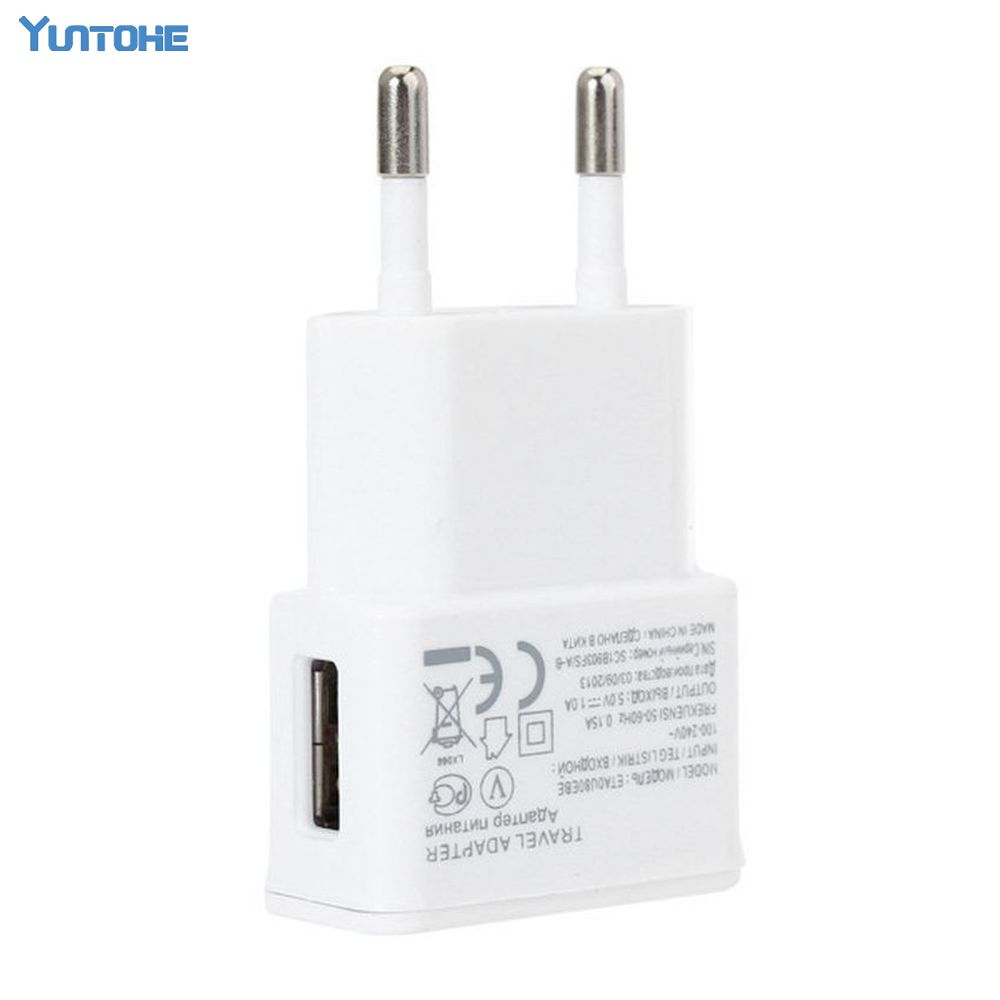 US $363.0 |Universal 5V 1A 2A Travel EU US Plug Wall USB Charger Adapter For Samsung galaxy S5 S6 note 3 2 For iphone 7 6 5 500pcslot|adapter