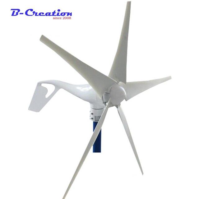 c8ff8387889 Gerador de Energia eólica alternador Novo para gerador de energia eólica  400 w 12 24