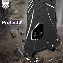 R-JUST Aluminum Armor Case for Samsung Galaxy S9 S9Plus
