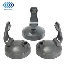 3Pcs Plastic Grey For NutriBullet Nutri Bullet Flip Top To-Go Lid fit Mug Cup 18oz 24oz 32oz