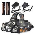 +Hot Sale+ 5000lm cree xml t6+r2 led head torches fishing light bike racing headlight #