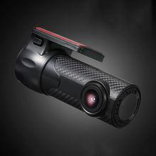 цена на 360 Degree Panoramic WiFi Recorder for Multifunction Traffic Recorder Tachograph Mini Dash Cam Car DVR Hidden Protable Recorder