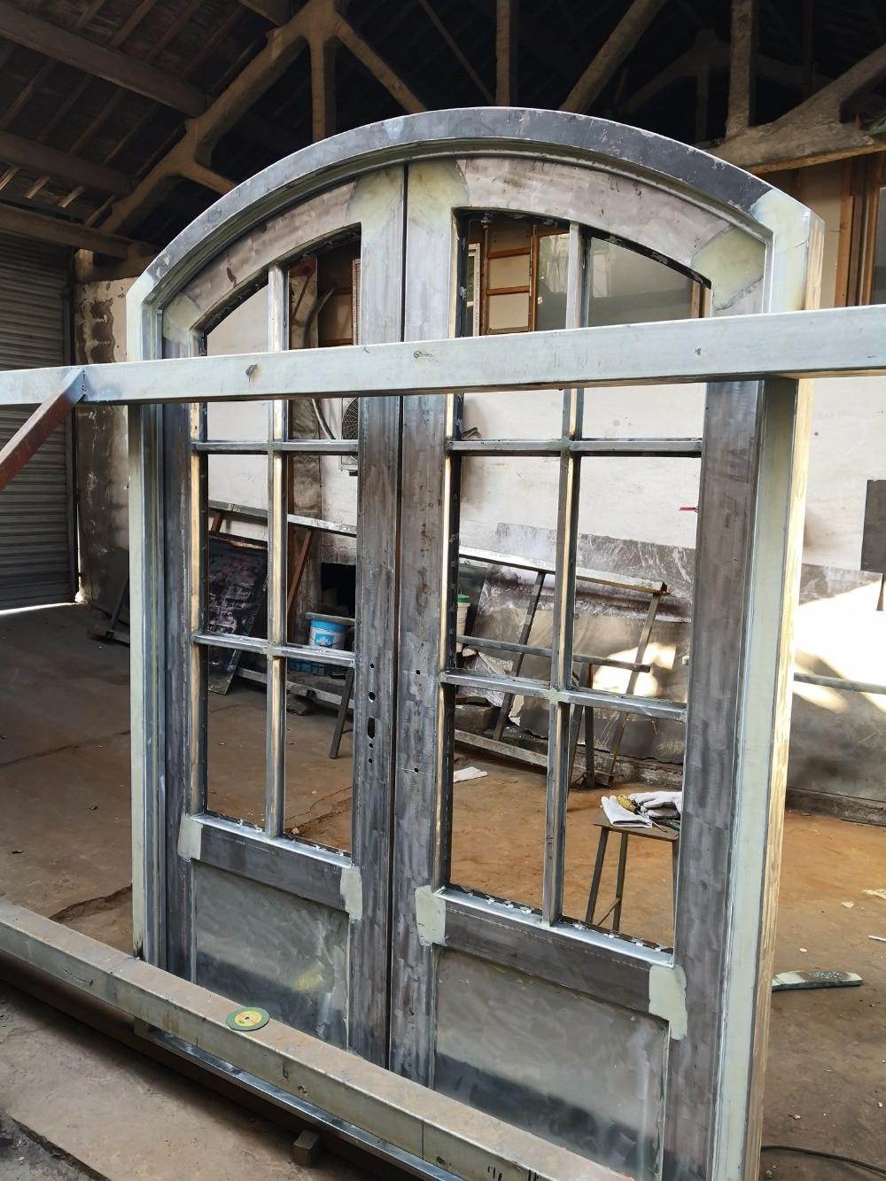Hench 100% Steel Metal Iron  Wrought Iron Doors Dallas