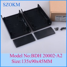 szomk abs instrument enclosure outlet plastic box 135x90x45 mm
