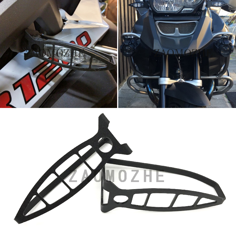 For BMW R1200GS F800GS Signal Light Protection Shields Turn Cover for F650GS motorcycle parts