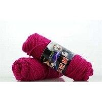 500g 5 Ball Natural Alpaca Yarn Hand Knitting Luxury Eco Friendly Woolen Skein Chunky Wool Sweater