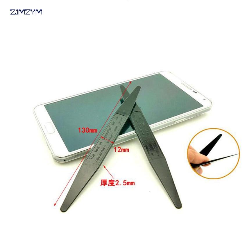 1 unid pantalla LCD palanca abierta shell barra de separación de pantalla capacitiva para la reparación de herramientas para portátiles de teléfonos móviles