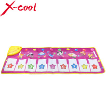 /baby piano carpet music kid mat child big size shipping baby
