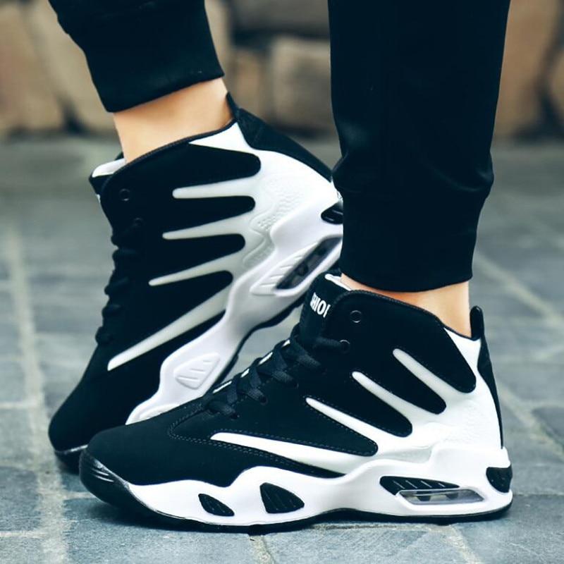 2018 homens sapatos ao ar livre confortável sapatos casuais homens - Sapatos masculinos - Foto 2