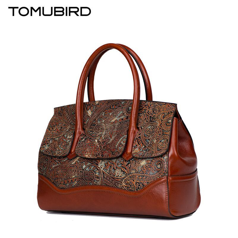 TOMUBIRD 2017 new superior leather designer famous brand women bag Retro Embossed luxury genuine leather handbags shoulder bag tomubird new original hand embossed superior leather designer bag famous brand women bags genuine leather handbags shoulder