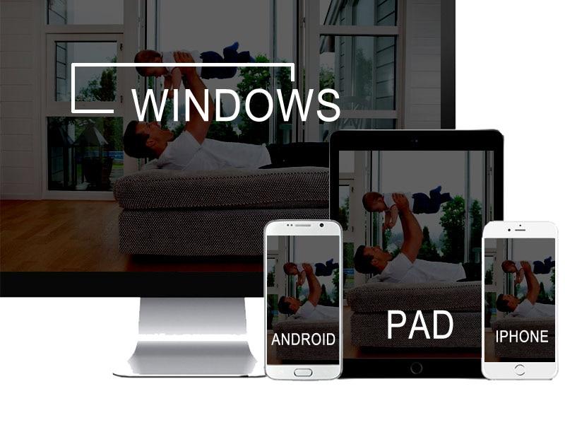 מצלמת ip wifi 720p mini wireless כרטיס מיקרו sd 16G בבית הקטן ביותר קאם hd טלוויזיה במעגל סגור מצלמות האבטחה p2p wi-fi קאמארה JIENU