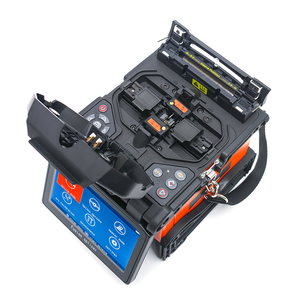 Image 3 - FTTH JiLong KL 360E Optical Fiber fusion splicer splicing machine with 9s splicing time 15s  heating time free shipping