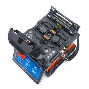 Image 3 - FTTH JiLong KL 360E optik fiber füzyon splicer ekleme makinesi ile 9 s yapıştırma süresi 15 s ısıtma süresi ücretsiz kargo