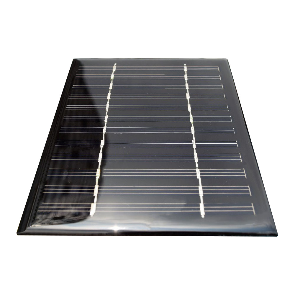 BOGUANG 5pcs 148*120mm 6V 200mA mini epoxy resin smoothy solar panel solar modules for toys LED light diy system kit outdoor