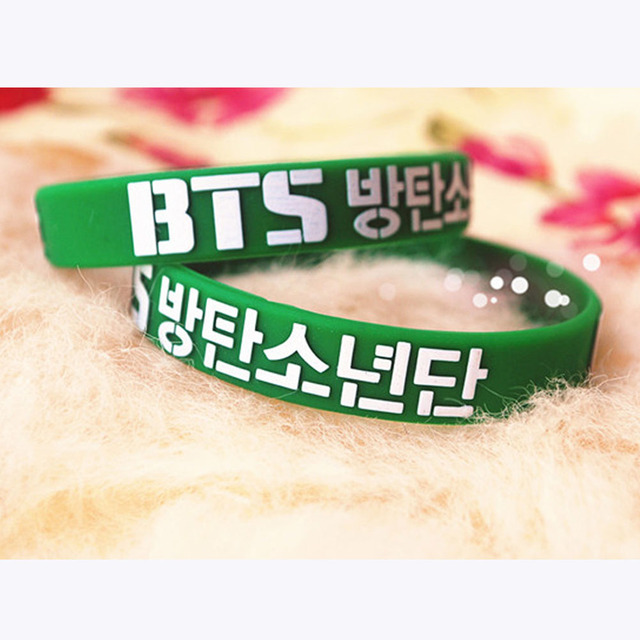 BTS Wristbands Set (2 pieces)