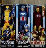 2015 Superhero The Flash Barry Allen Marvel Men Iron Man Spiderman Captain America Wolverine PVC Action