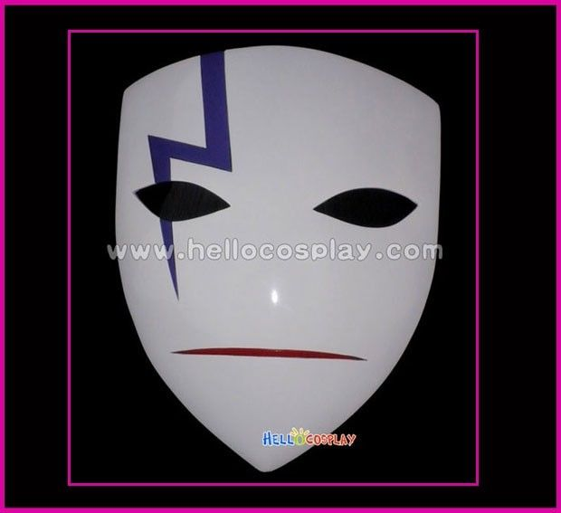 Darker Than Black Hei Anime Cosplay Props High Quality Sword And Vizard Mask New