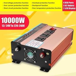 P EAK 10000W Car Solar Power I