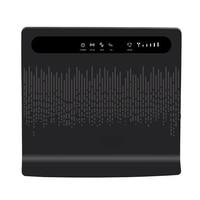B593 Unlock 150 Mbps CPE Router Wireless Wi fi 3g 4g LTE Modem Wifi Router 4 Wlan Lan USB Port Support SIM Card WPS 4G Hotspot