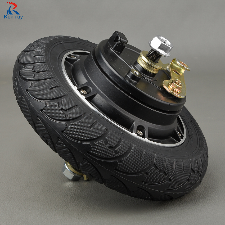 Electric bike conversion kit 24V 36V 48V 350W 8Inch wheel Brushless Toothless Hub Motor E bike Engine Wheel Motor Scooter Kit waterproof electric bike conversion kit system for 36v250w 350w hub motor kit