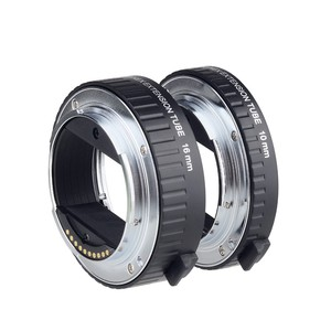 Image 5 - Viltrox DG NEX Auto Focus Macro Extension Tube Lens Adapter for Sony E Mount Camera A9 A7II A7RII A7SII A6500 A6300