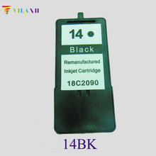 vilaxh 1pcs Cartridge For Lexmark 14 15 Ink Cartridges for Z2300 Z2320 X2650 X2600 X2670 Printer ink