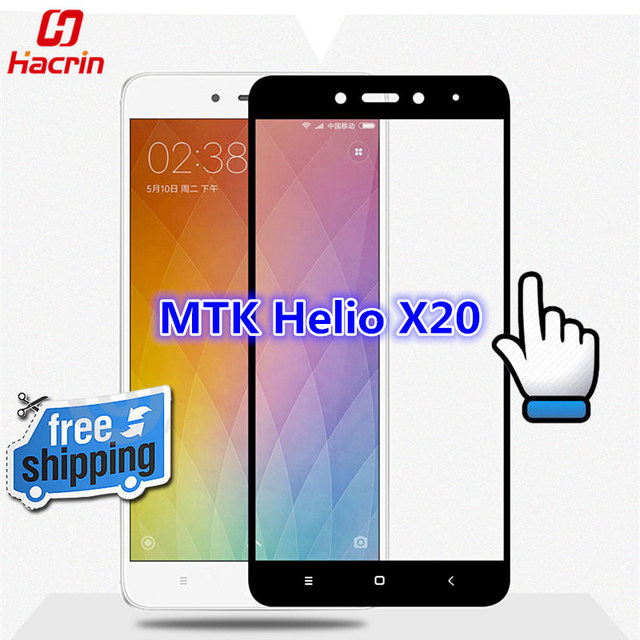sports shoes 34260 b4cc5 US $2.89 |for Xiaomi Redmi Note 4 Prime Tempered Glass full cover Screen  Protector Film For Redmi Note 4 Pro Prime 5.5 inch MTK Helio X20-in Phone  ...