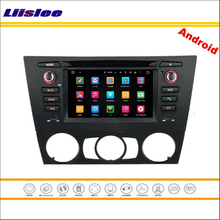 Liislee Car Android Multimedia For BMW E90 / E91 / E92 / E93 3 Series 2005 Stereo Radio CD DVD Player GPS Navi Navigation System