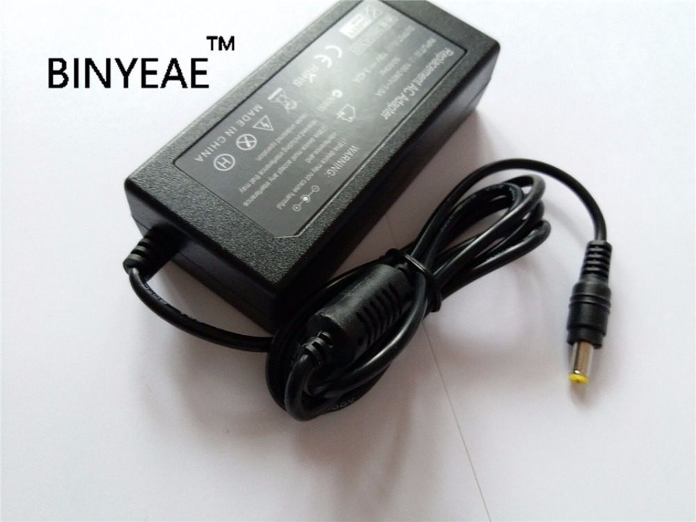 19v 3 42a 65w Laptop Power Supply Ac Adapter Cord For Acer