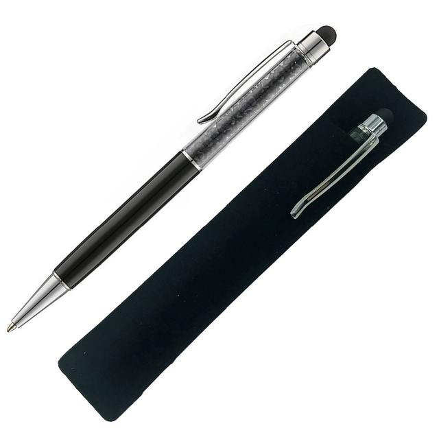 Engraved Crystal Diamond Pen Set 50 Pcs