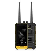 NOMU T18 4G Smartphone Android 7.0 4,7 zoll MTK6737 Quad Core 1,5 GHz 3 GB RAM 32 GB ROM Sprech funktion Fingerabdruck-scanner NFC