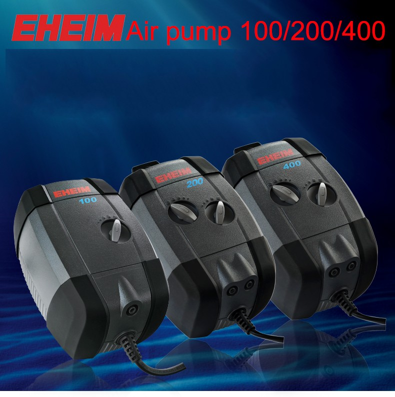Germay EHEIM Original Aquarium air pump fish tank oxygen air compressor aerator aquarium fish Marine plants.