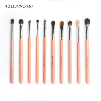 10 Pcs/Set Makeup Brushes Set Professional Makeup Tool Eyeshadow Blending Make Up Brushes Makeup Brush Tool Accessorie