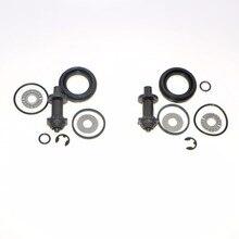 Sale 2 Set 6 Torx Rear Pump Servo Caliper Motor Connection Screw Washer For A6 Q3 VW Passat B6 B7 Sharan Seat Alhambra II 32326315